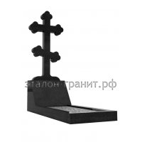 Гранитный крест KR-019