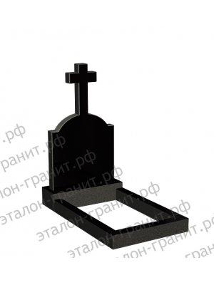 Гранитный крест KR-004