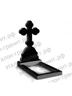 Гранитный крест KR-014