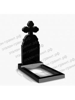 Гранитный крест KR-015