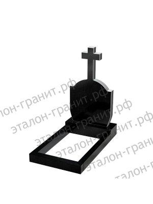 Гранитный крест KR-005