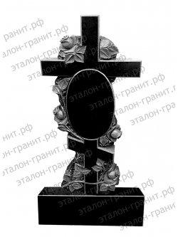 Гранитный крест KR-024
