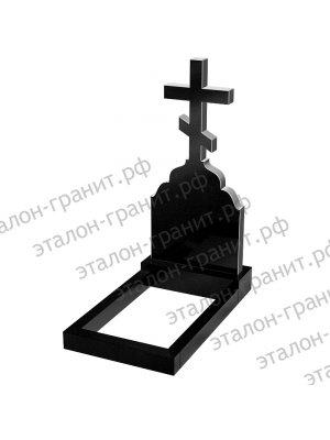Гранитный крест KR-008