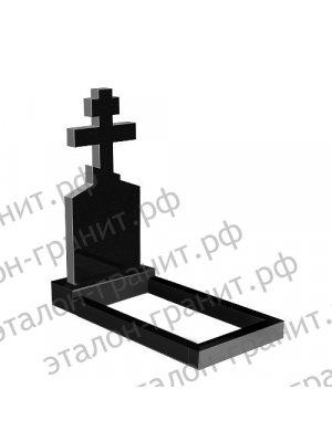 Гранитный крест KR-011