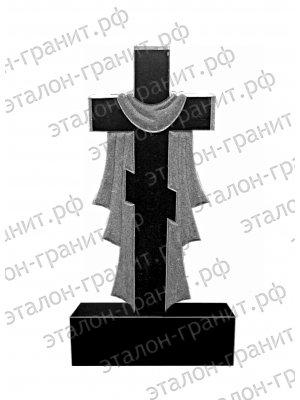 Гранитный крест KR-020