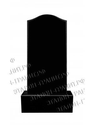 Гранитный памятник одинарный PO-006