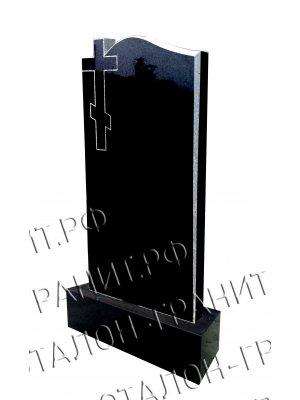 Гранитный памятник одинарный PO-003