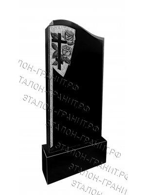 Гранитный памятник одинарный PO-012