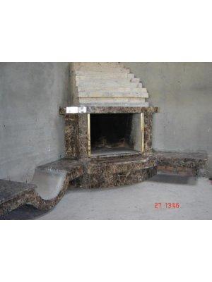 Камин К_132