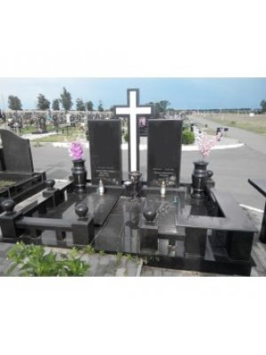 Мемориальный комплекс из гранита mk-19