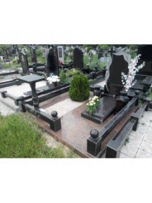Мемориальный комплекс из гранита mk-24