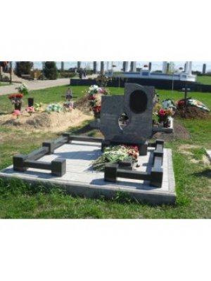 Мемориальный комплекс из гранита mk-27