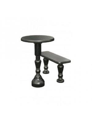 Гранитные стол и лавочка GSL_05