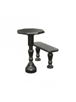 Гранитные стол и лавочка GSL_07