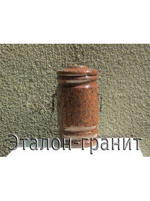 Гранитная урна для праха U_15