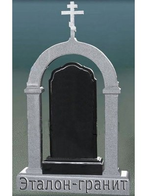 Эксклюзивный памятник из гранита EX_002